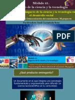 Proyecto Integrador. Democratización Del Conocimiento. Mi Propuesta/Módulo 21