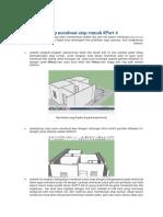 Tutorial SketchUp membuat atap rumah.docx
