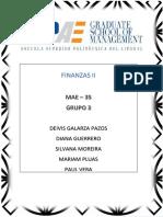 Resolución Del Caso de Finanzas 23.04.2019
