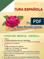 LITERATURA ESPAÑOLA I.pptx