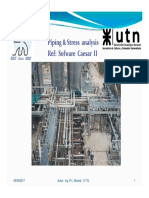 Pipíng & Stress analysis Ref_ Sofware Caesar II. 06_09_2017 Autor_ Ing R L Morard - U T N 1.pdf