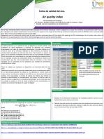 Caracterizacion de Contaminantes - Poster