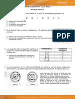 T. Medidas de Dispersión (1).