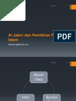 Al Jabiri dan Pemikiran Filsafat Islam.pptx