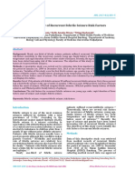 Five Years Study of Recurrent Febrile Seizure Risk Factors