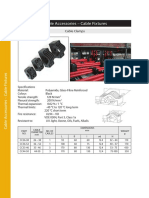 Polyamide Cable Clamps