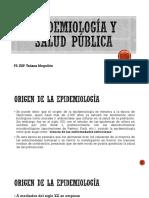 Epidemiología y Salud Pública