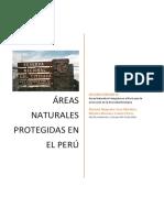 Áreas Naturales Protegidas en El Perú