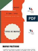Leitura de Mapas