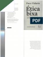 VIDARTE, Paco  - Ética Bixa .2019.pdf