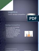 Logística Como Ventaja Competitiva