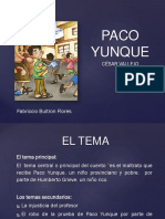 PACO YUNQUE.pptx