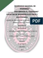 Monografía Resesate 2013. Introducción al diseño eléctrico