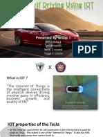 Tesla Self Driving Using IOT.pptx