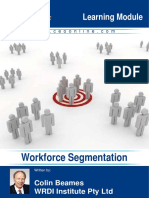 CEO Online - Segment Your Workforce Learning Module, 2009