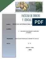 Importancia de los Tratados en el Derecho Internacional Privado.docx