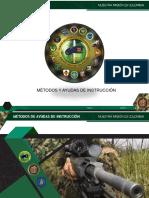 METODOS Y AYUDAS DE INSTRUCCIÓN