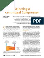 Centrifugal Compressor Basics