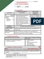 SESION DE APRENDIZAJE 6º GRADO.docx