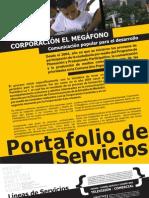 Portalio de Servicios El Megáfono 2