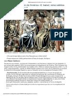 (460) Evangelización de América _6. Isabel, Reina Católica