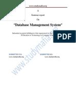 CSE-iDatabase-management-system-report.pdf