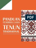 Buku Panduan Pendirian Usaha Tenun Tradisional.pdf