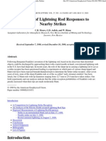 Lightning Rod Responses