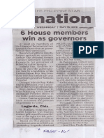 Philippine Star, May 15, 2019, 6 House members win as governors.pdf