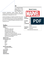 Marvel Comics - Wikipedia, La Enciclopedia Libre