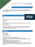 Mubeen Khot Resume Format7