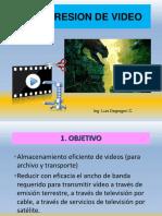 Curso Telecom III - Compresion de Video 2019-1