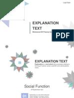 Explanation Texr