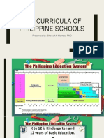 The Curricula Ppt
