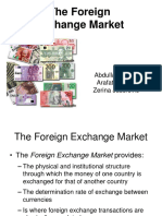 Exchange market ppt