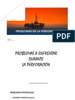 POTENCIALES PROBLEMAS EN LA PERFORACIÓN.pptx