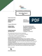 SOFTCOPY FINAL Internship Report .docx