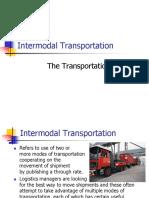 Trasnportation Intermodal