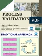 Training- Process Validation Handout