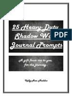 25 Heavy-Duty Shadow Work Journal Prompts Workbook.pdf