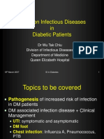 Infections in DM Patient_Dr.wu TC