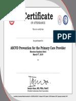 Sertifikat Webinar ACC_SKP IDI_9 Maret 2019