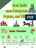 8 - Ancient India-Indo Europe