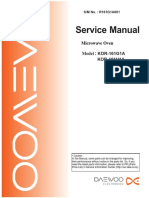 Daewo service manual
