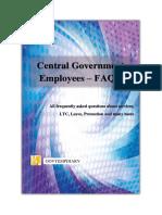 Central Govt Employee - FAQ-1.pdf
