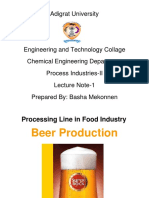 Beer Production L-3