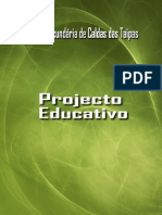 Projecto Educativo ESCT
