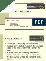 MBA case Luftansa