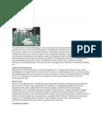 Clinic department info.docx