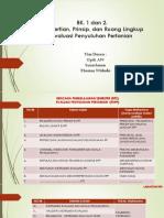 Bk.1 & 2. Pengertian Dan Prinsip Evalu